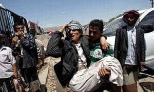 Yemen clashes