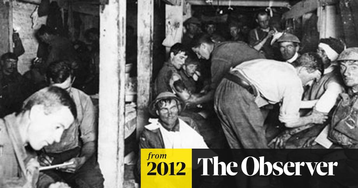 How Birdsong creates a replica of first world war's tunnels