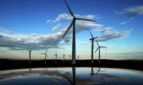 Yorkshiiure wind farm