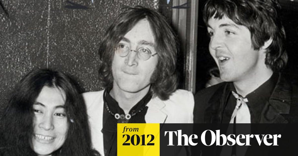 Paul Mccartney Yoko Ono Did Not Break Up The Beatles Paul Mccartney The Guardian
