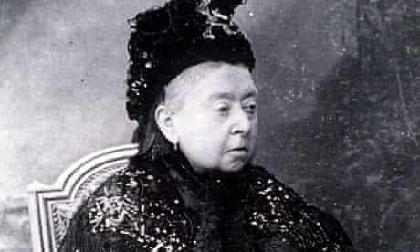 QUEEN VICTORIA -  1819 - 1901