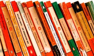 Paperback books published by Penguin Books