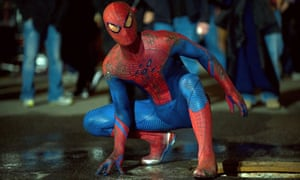 2012, THE AMAZING SPIDER-MAN