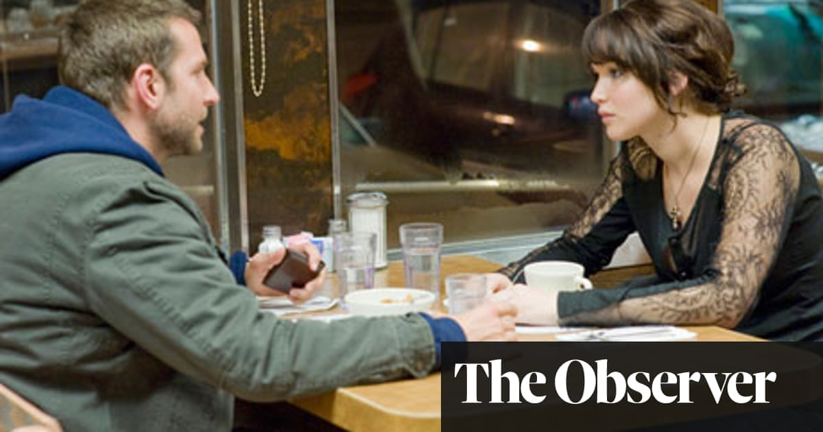 c9027e2f232 Silver Linings Playbook – review | Film | The Guardian