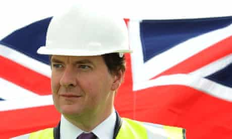 George Osborne strongly supports gas power