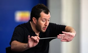 Thomas Ades, composer and conductor