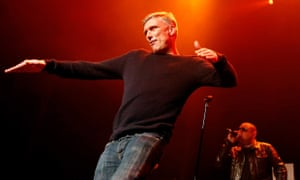 Happy Mondays perform at the Roundhouse