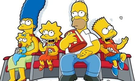 10 Reasons To Celebrate The Genius Of The Simpsons The Simpsons The Guardian