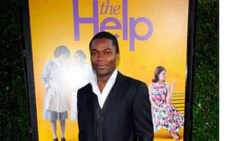 The Help film premiere in Los Angeles in 2011