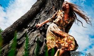 Vanesse G fashion shot