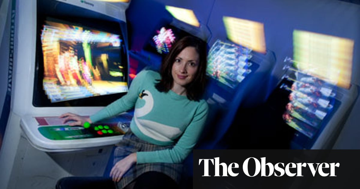 Lucy Prebble: 'Gaming is an artform just like theatre' | Games | The