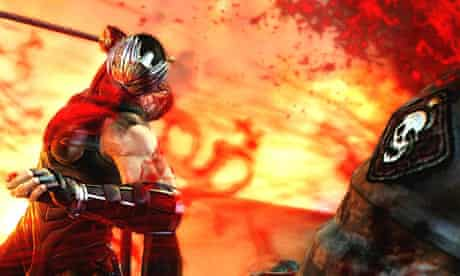 Ninja Gaiden 3 Review Games The Guardian