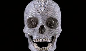 For the Love of God, Hirst's £50m diamond skull