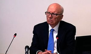 Rupert Murdoch day 2 at the Leveson inquiry