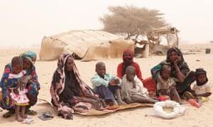 family in sahel