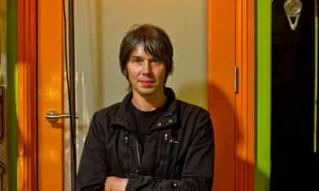 Scientist Brian Cox