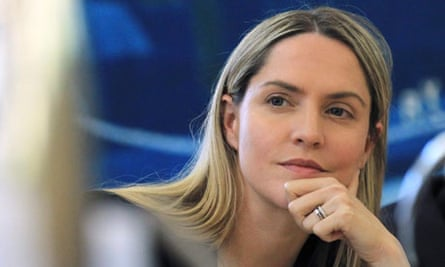 Conservative Member of Parliament Louise Mensch