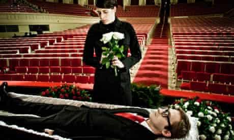 Yael Bartana Assassination still