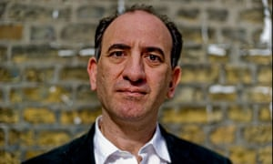 Comedian and satirist Armando Iannucci