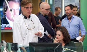 The Newsroom: are news anchors really this important? | Culture