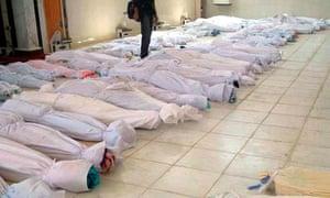 Houla massacre aftermath