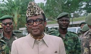 Mobuto Sese Seko