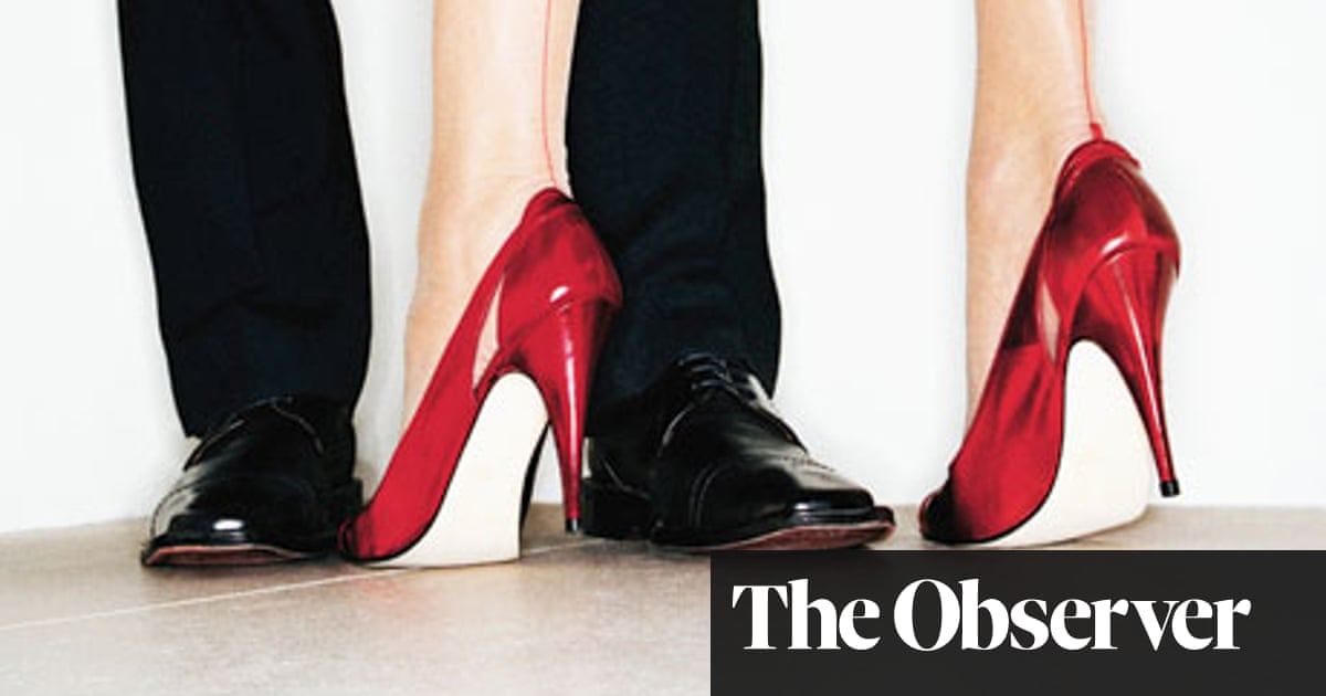High Heels And Their Perennial Appeal Why Pain Seems A Small Price To Pay Fashion The Guardian