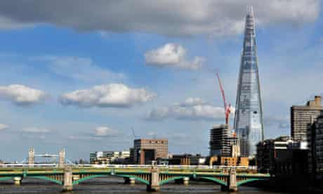 The Shard unveiled