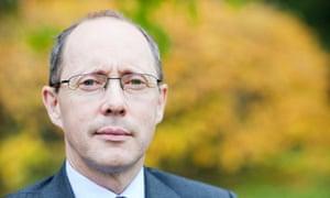 Economist Andrew Dilnot