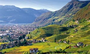 South Tyrol Where Austria And Italy Collide Travel The Guardian
