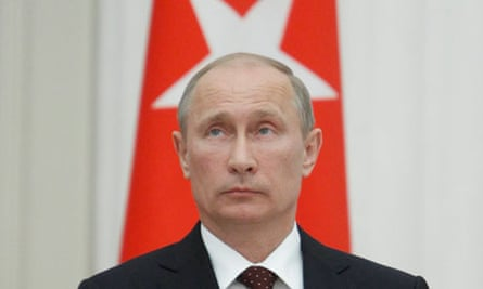 Russian President Putin