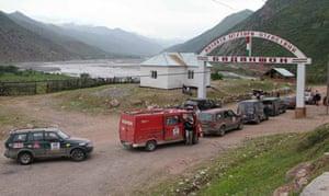 Gorno-Badakhstan