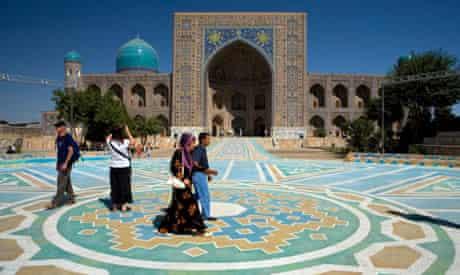 Samarkand's Registan