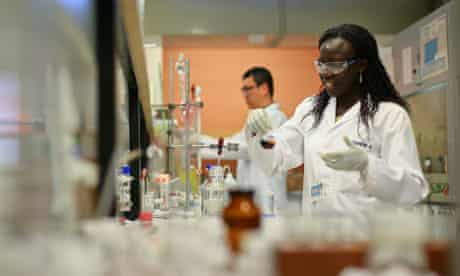 Scientists Cape Town