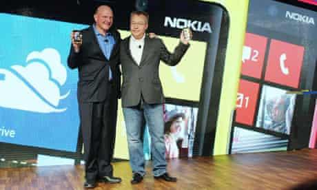 Nokia And Windows Announce New Lumia Handset