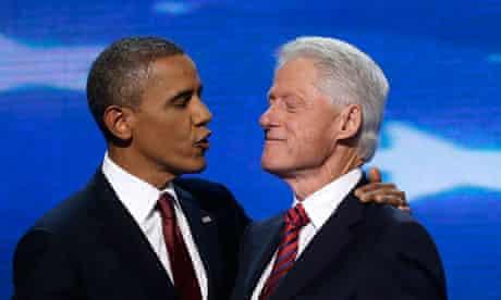 Barack and Bill