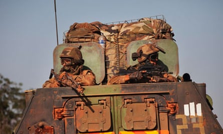 French military in Mali