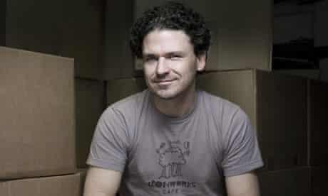 Dave Eggers (Writer)