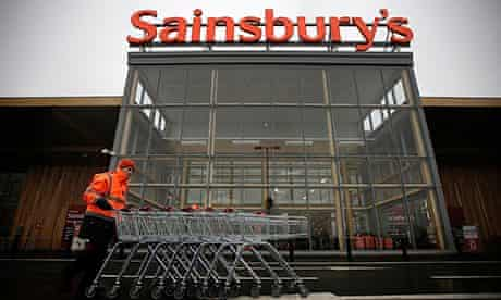 Sainsbury's Open New Energy Efficient Store In King's Lynn