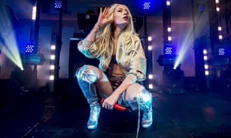 Iggy Azalea Performs At Supperclub In London