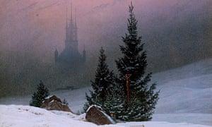 Winter Landscape Friedrich