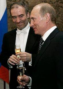 gergiev and putin