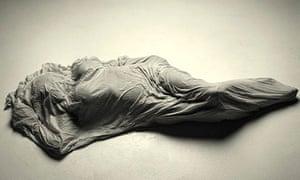 woman shroud