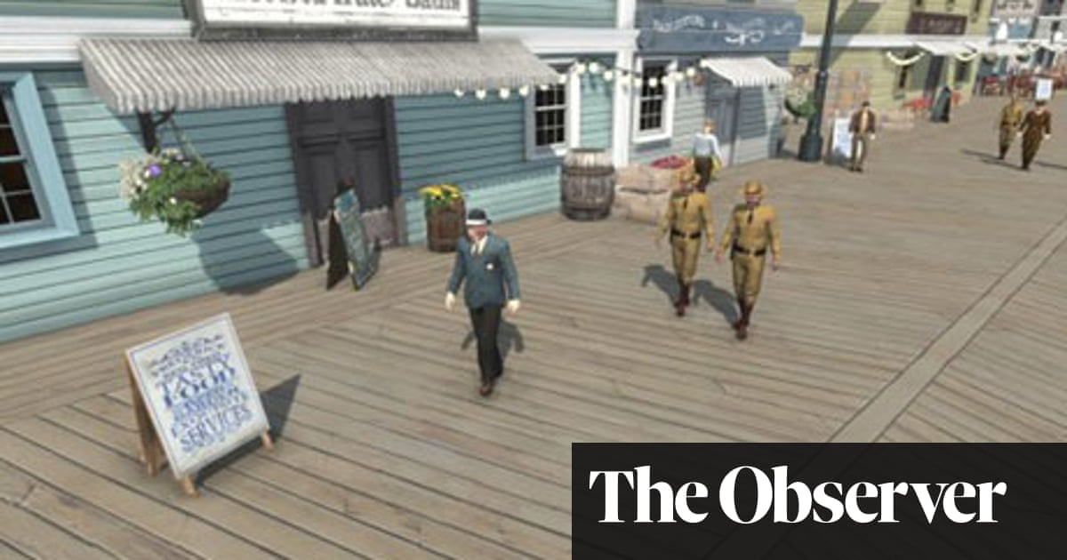Omerta: City of Gangsters – review | Games | The Guardian