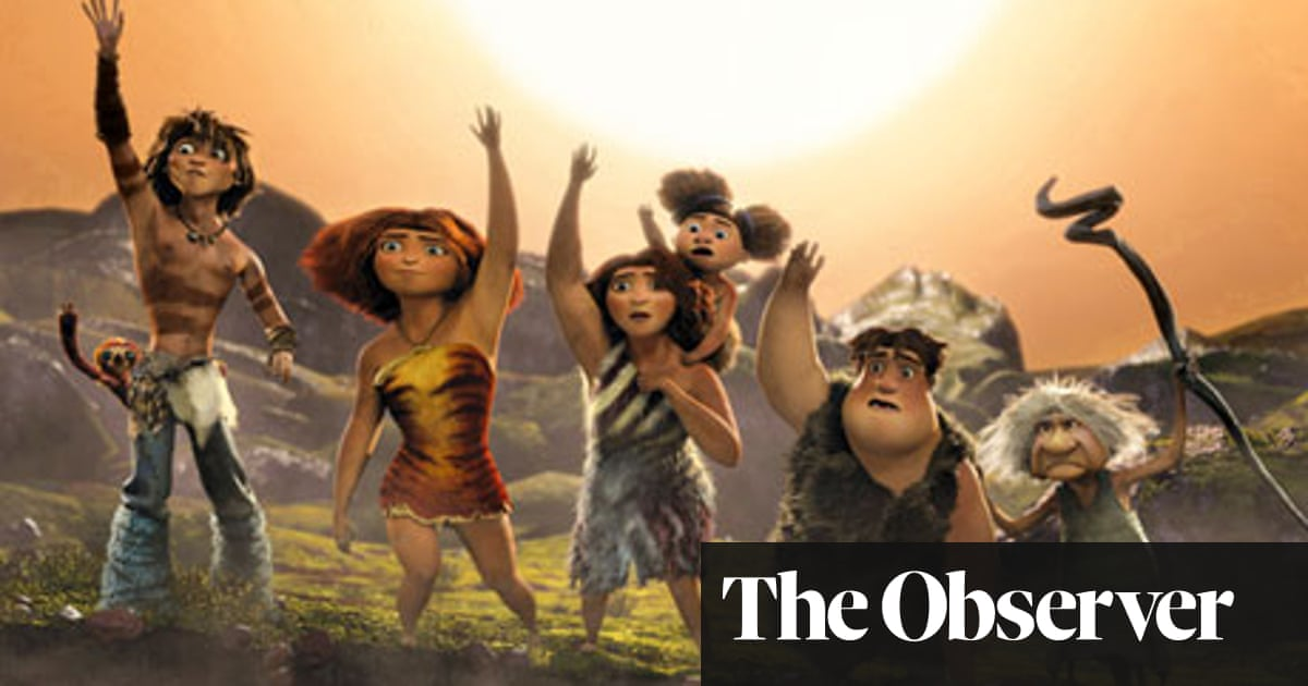 The Croods Review The Croods The Guardian