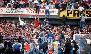 Hillsborough disaster 1989