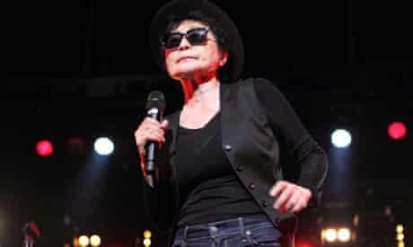 Meltdown Festival 2013 - Yoko Ono Plastic Ono Band Perform At Royal Festival Hall