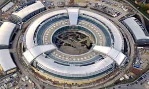 NEW GCHQ (GOVERNMENT COMMUNICATIONS) ON THE A40 OUTSIDE CHELTENHAM, BRITAIN - 2003