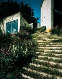 Creek vean steps