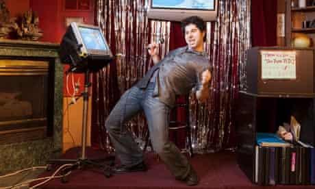 Karaoke Shoot for Psychology Today